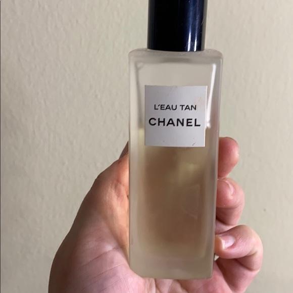 CHANEL Other - Chanel L'eau Tan